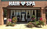 kj Hair Spa Front Entrance, Apex NC